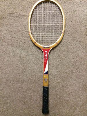 Wilson Jack Kramer Select Wood Racquet for Sale in Dublin, OH