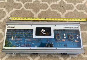 MA Audio M1286i 2 Channel Competition Amplifier Amp for Sale in La Habra, CA