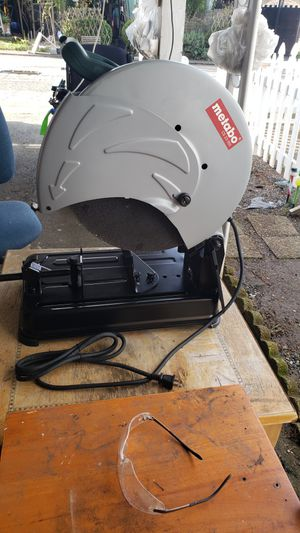 Melabo metal cutting chop saw for sale for Sale in Portland, OR