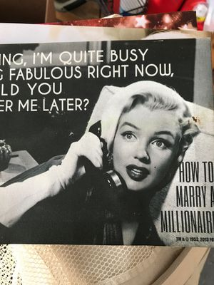 Marilyn Monroe frames for Sale in Visalia, CA