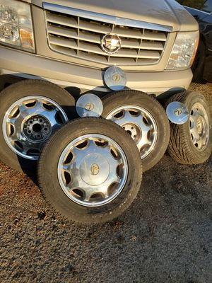 Oem Lexus ls 400 wheels and tires for Sale in Seattle, WA