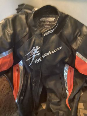 Haya Busa leather jacket new for Sale in Columbus, OH
