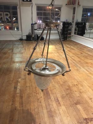 Hanging Light Fixture for Sale in Dallas, TX
