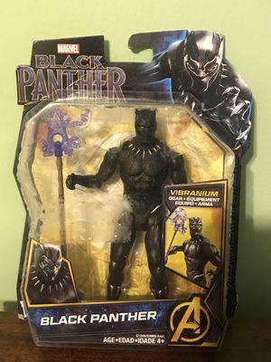 Marvel Black Panther Vibranium Gear Action Figure Hasbro for Sale in Murfreesboro, TN