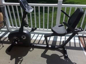 Schwinn recumbent bike for Sale in Princeton, WV