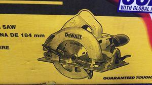 """Dewalt 7 1/4"""" Lightweight Circular Saw for Sale in Orlando, FL"""