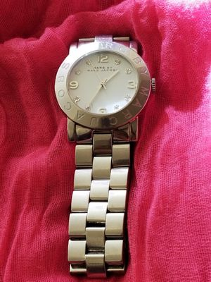 Authentic Ladies Marc Jacob Watch! for Sale in Frederick, MD