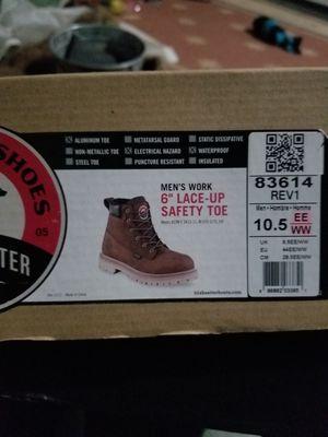Men's Irish Setter Aluminum toe Work Boots 10.5 for Sale in Nashville, TN