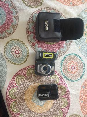 Ryobi digital camera for Sale in Creswell, OR