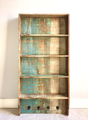 Rare Indian Imported Wall Shelving for Sale in Gaithersburg, MD