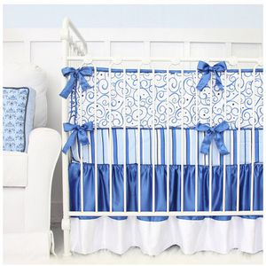 Baby boy blue crib and nursery set for Sale in Portland, OR