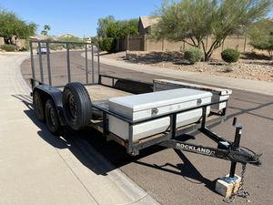 Utility Trailer (y2019) 16 ft for Sale in Scottsdale, AZ