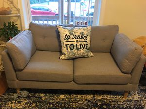 Small two person couch for Sale in Baltimore, MD