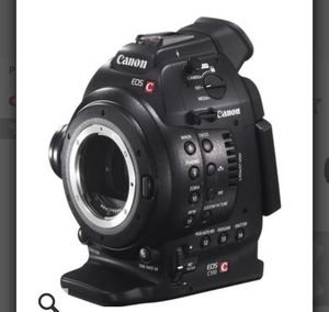 Canon c100 $1600 for Sale in Bethesda, MD