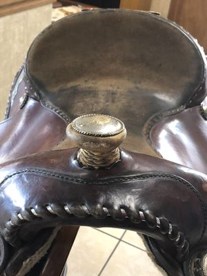 Gently used saddle $500 for Sale in Tempe, AZ