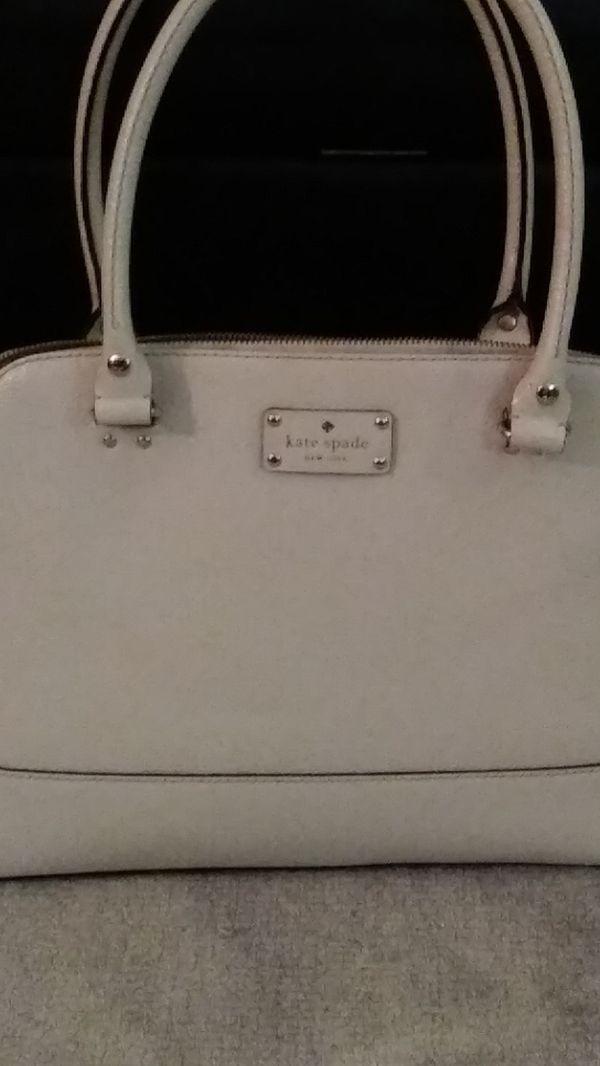 New Kate spade shopper hand bag leather