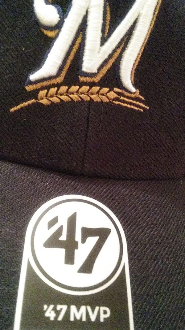 Brewers baseball cap