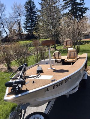 Fishing Boat for sale for Sale in Oak Forest, IL