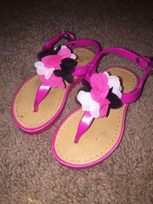 Little girls sandals for Sale in Phoenix, AZ