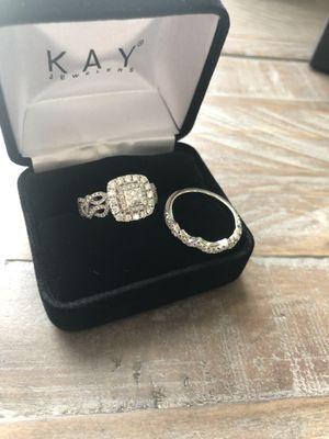 Bridal set (wedding ring) for Sale in Ashburn, VA