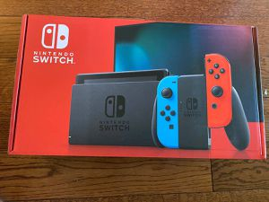 NEW + Sealed Nintendo Switch In Hand for Sale in Santa Monica, CA