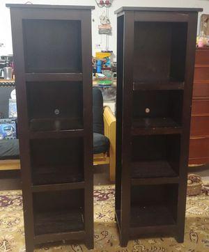 Two Bookshelves for Sale in Burlington, NC
