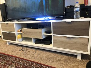 "Tv stand 6'0"" for Sale in Bettendorf, IA"
