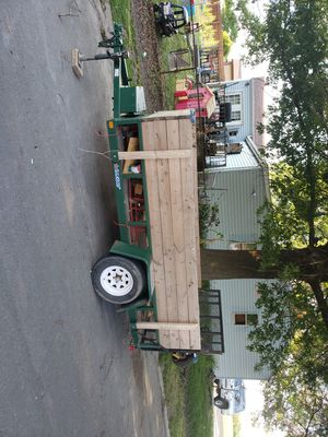 5x10 heavy duty trailer for Sale in Vienna, MO