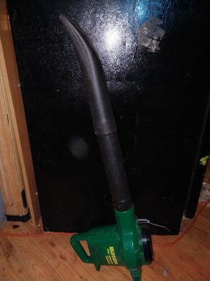 (LEAF BLOWER WORKS GOOD)NEED GONE ASAP for Sale in Montesano, WA