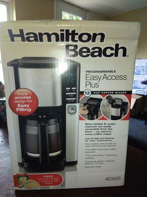 Hamilton beach coffee maker for Sale in Riviera Beach, MD