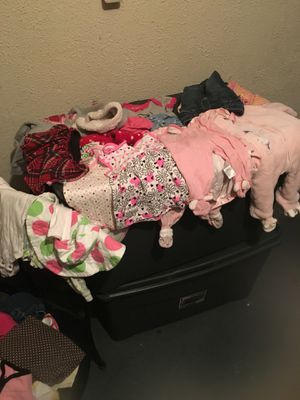 Girl baby clothes I bundle Read Info for Sale in Detroit, MI