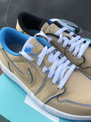 """SB Air Jordan 1 low """"UNC ROYAL"""" size 9.5 for Sale in Concord, CA"""