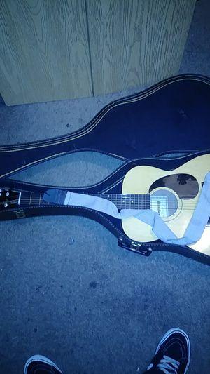 Wood guitar for Sale in Detroit, MI