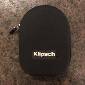 Klipsch Image One Headphones replacement Black case only for Sale in Austin, TX