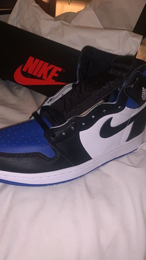Jordan 1's (royal toe) for Sale in Largo, FL