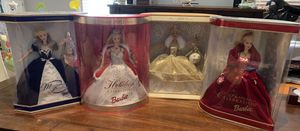 8 collector Barbies for Sale in Woodstock, GA