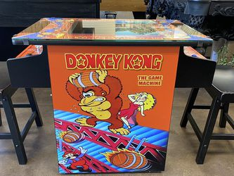 Arcade cocktail with 412 games in 1 machine for Sale in Huntington Beach,  CA