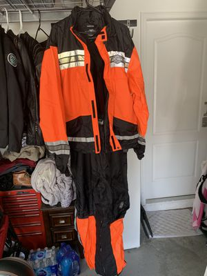 Harley Davidson Rain Suit for Sale in Clermont, FL