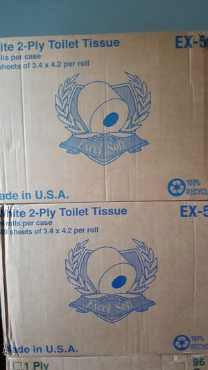 Bathroom tissue rolls $35 for Sale in Margate, FL