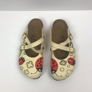 New Birki's by Birkenstock's Women's Ladybug Sandals Size 7 for Sale in Springfield, PA