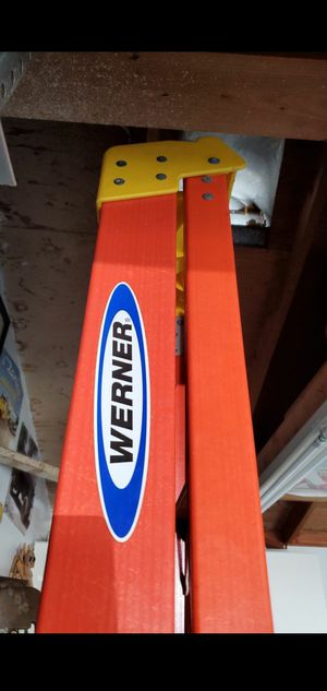 8 foot A frame Werner ladder Brand new $100 firm for Sale in San Dimas, CA
