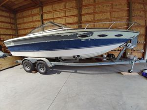 Project Boat with E Z Loader Trailer for Sale in Buckley, WA