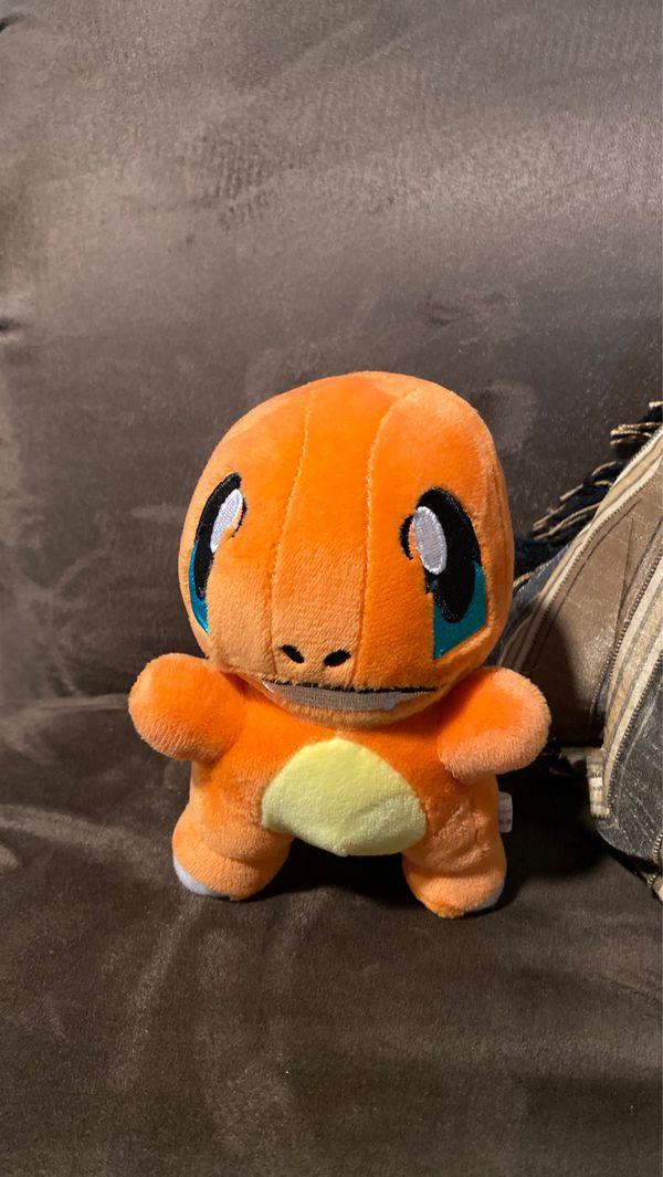 Pokémon Charmander collectible plushy toy