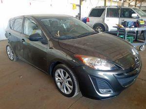 Parting wrecked 2010 Mazda 3 2.5 hatchback for Sale in Phoenix, AZ
