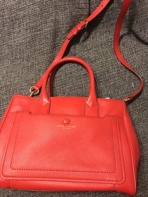 Marc Jacobs red leather handbag for Sale in Scottsdale, AZ