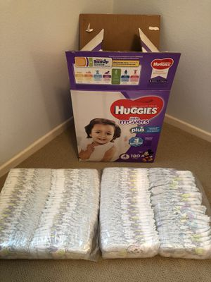 Huggies Size 4 Diapers - 112 Count for Sale in Santee, CA