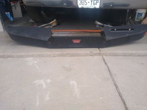 73 to 87 Chevy gmc 4x4 custom Warner bumper for Sale in Commerce City, CO