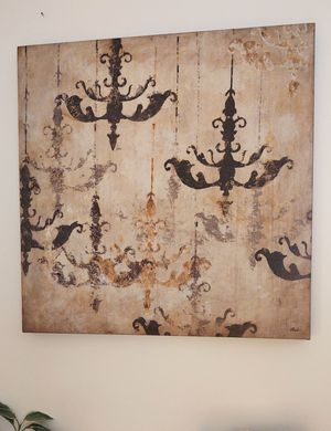 Chandelier Canvas Art for Sale in GRANDVIEW, OH