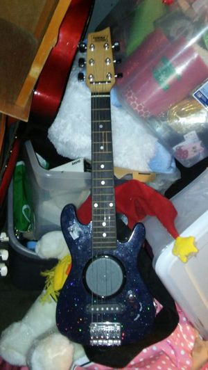 Real child guitar for Sale in Waterbury, CT