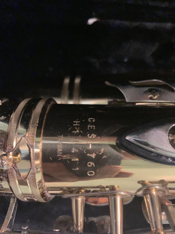 Capital edition ces 760 Saxophone